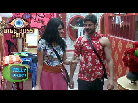 Keith Returns To The Bigg Boss 9 House With Kanwal