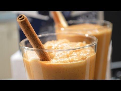 Fruit and veggie smoothie recipes: Banana and sweet potato smoothie recipe
