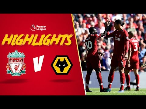 Reds End The Season With Wolves Win | Liverpool 2-0 Wolves | Premier League
