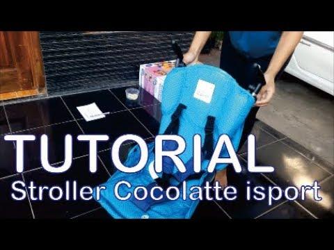 Tutorial Stroller Cocolatte Isport