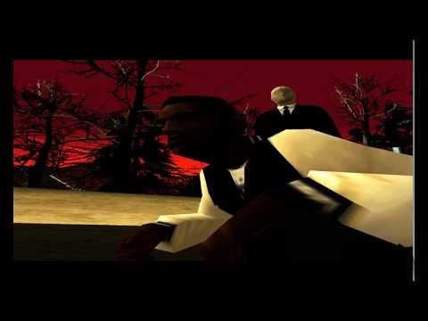 Gta San Andreas:Especial De Hallowen 2013:Terror Con Slenderman 2:Parte 1-Loquendo