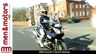5. 2003 Suzuki V-Strom Review