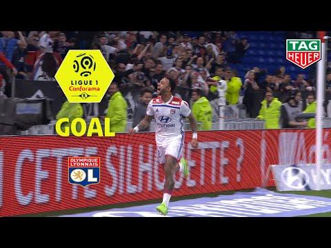 Goal Memphis DEPAY (14') / Olympique Lyonnais - Angers SCO (2-1) (OL-SCO) / 2018-19