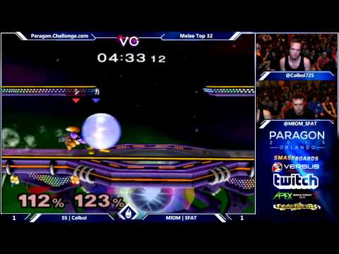 paragon - SO HYPE Paragon 5 was a tournament hosted in Orlando on January 19th 2015, streamed by VGBootCamp www.twitch.tv/vgbootcamp For more Super Smash Brothers chec...