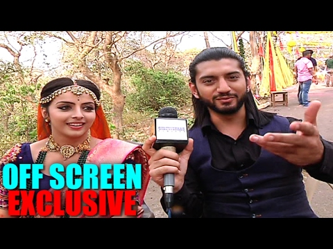 Omkara and Gauri talk about their OFF SCREEN equat
