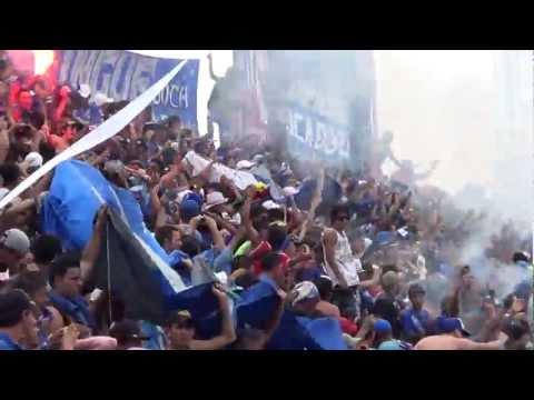 Video - Boca del Pozo - Recibimiento (Dep. Quevedo 0 - EMELEC 1) - Boca del Pozo - Emelec - Ecuador
