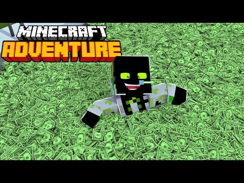 ES GIBT EINEN MILLIONÄR in DER STADT?! - Minecraft Adventure #37 [Deutsch/HD]