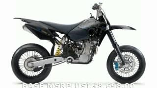 1. 2008 Husaberg FE 650e  motorbike Details
