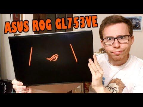 IL MIO NUOVO PC DA GAMING! - Notebook / Portatile ASUS ROG GL753VE-GC004T - Unboxing Recensione ITA