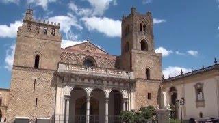 Monreale Italy  city photo : Monreale, Monte Pellegrino, Mondello, Sicily , may 2013