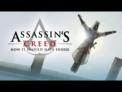 HISHEdotcom - Altaïr might be the greatest assassin in all of the land, but it begs the question: is he