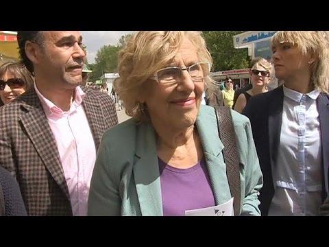 Μανουέλα Καρμένα: Η δήμαρχος της Μαδρίτης που ανατρέπει τα καθιερωμένα