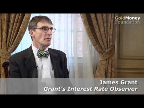 James Grant and James Turk discuss gold, the Fed and the US economy