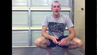 Calf self massage & stretch - For SUPER tight calves