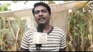 Jayaseelan Speaks at Prabha Movie Shooting Spot