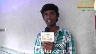 Murugesh at Vajram Movie Press Show