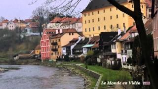 Cesky Krumlov Czech Republic  city photos : Cesky Krumlov -CZECHIA - UNESCO World Heritage Site (Ultra 4K)