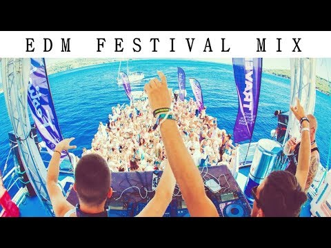 EDM FESTIVAL MUSIC MIX 2017