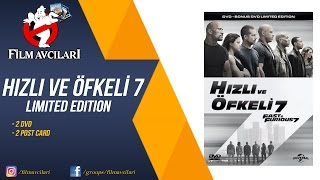 Nonton Fast & Furious 7 DvD + Bonus DvD Limited Edition Film Subtitle Indonesia Streaming Movie Download