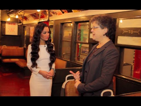 Tour the New York Transit Museum with Corporate Profile for ClearVISION