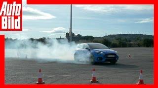 Ford Focus RS Mk3 (2016) - Driften wie die Profis??? by Auto Bild