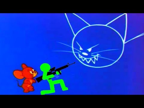 Tom y Jerry en Español | Tom Stick | Dibujos animados para niños - Thời lượng: 3 phút, 1 giây.