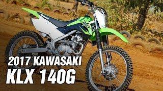 10. 2017 Kawasaki KLX 140G