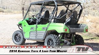 9. ATV Television - 2014 Kawasaki Teryx 4 Long Term Test