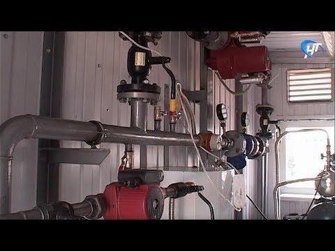 На котельной, отапливающей школу в деревне Бурга, произошла утечка топлива