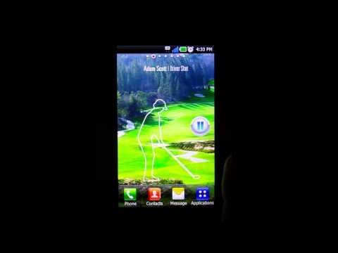 Video of Golf Swing [Driver] Touch Live