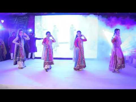 Holud Dance Performance 2015 (Turin's Haldi Night)
