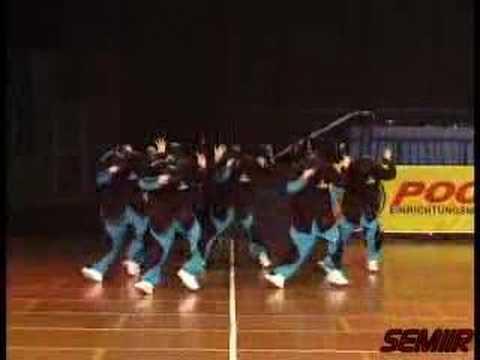 Танцевальная группа Semiir