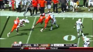 Sammy Watkins vs Auburn, NC State and Wake Forest (2011 & 2012)