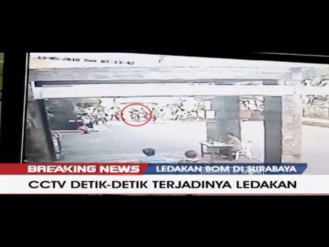 Download Video CCTV Detik-Detik Terjadinya Ledakan