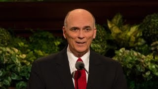 Elder C. Scott Grow - God knows you and invites you to know Him. https://www.lds.org/general-conference/2017/04/and-this-is-life-eternal?lang=eng