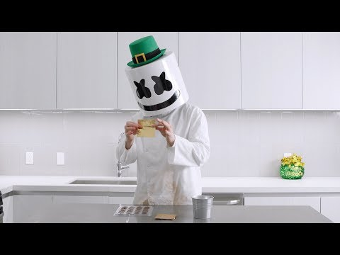 A Pot Full o' GOLD!! | Cooking With Marshmello (St. Patrick's Day Special - Chocolate Coins) - Thời lượng: 103 giây.