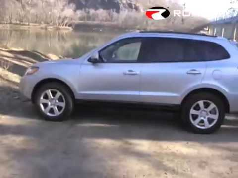 Roadfly.com – 2007 Hyundai Santa Fe Limited Car Review