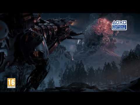 Horizon Zero Dawn The Frozen Wilds - Trailer date de sortie  de Horizon Zero Dawn