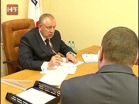 Глава региона Сергей Митин провел прием граждан по личным вопросам
