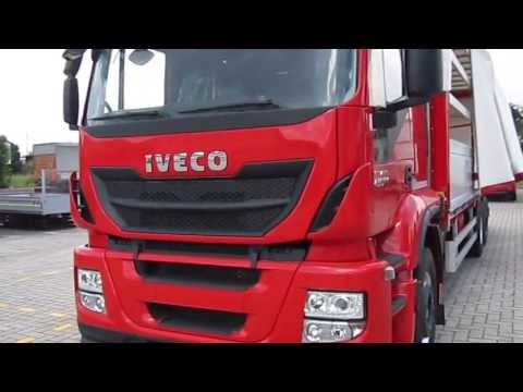 IVECO STRALIS HI-WAY AT260S42Y/PS allestito GOLO