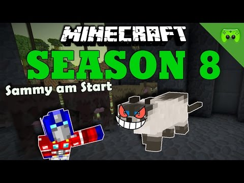 SAMMY AM START «» Minecraft Season 8 # 92 | HD