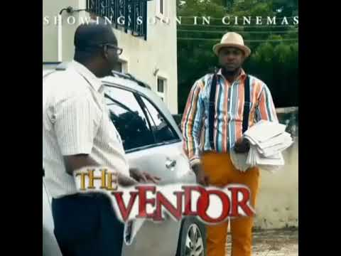 The Vendor Trailer.