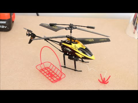 Hornet Transport RC Helicopter With Winch! – Gadgets Review Geek