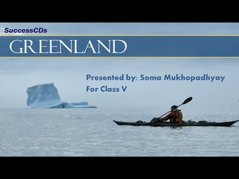 Greenland - Social Science lesson CBSE Class V