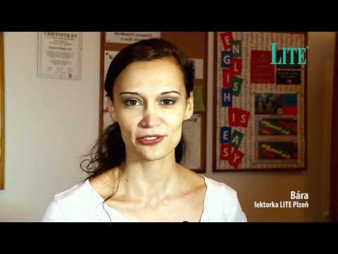 Reportáž TV ZAK o výuce angličtiny v LITE Plzeň