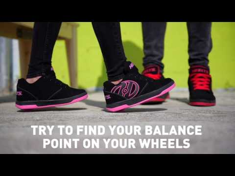 Heelys - How To Heely
