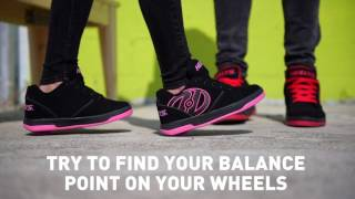 Heelys - Propel 2.0 Black/Hot Pink - koloboty