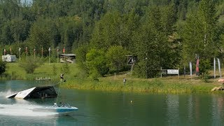 The Canadian Water Ski Open