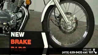 9. 2008 Honda Rebel 250  - SF Moto - San Francisco, CA 94103