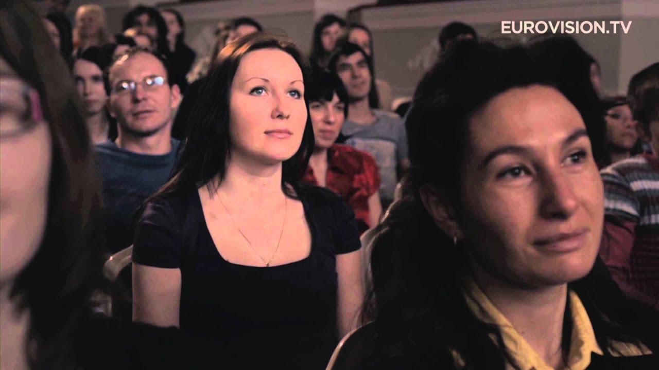 Evrovizija 2013: Rusija, Ukrajina, Litvanija, Letonija i Belorusija (Eurosong 2013 – Eurovision)